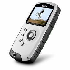 KODAK PLAYSPORT Zx3 5MP HD WATERPROOF(10ft.) POCKET VIDEO DIGITAL CAMERA 1080P