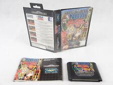 Sega Mega Drive NBA All Star Challenge Complete PAL