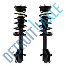 2 Front Strut w/ Spring for 2011 2012 2013 2014 2015 Ford Edge Lincoln MKX