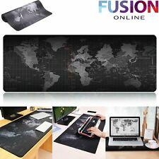 Extra Large XL Gaming Mouse Pad Mat pour PC Ordinateur Portable MacBook Anti-Dérapant 90CM*30CM