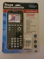 Texas Instruments TI-84 Plus CE Graphing Calculator (Black) - BRAND NEW