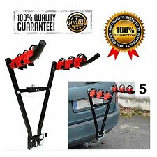 3 Bike Rack Foldable Carrier Bicycle Rear Access Hitch Mount Racks Car Truck SUV