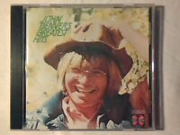 JOHN DENVER 'S greatest hits cd USA COME NUOVO LIKE NEW!!!