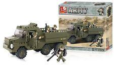 Sluban M38B0301 Camion transport de troupes 229 pièces compatibles légo Neuf