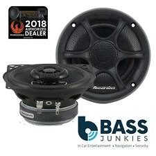 "Phoenix Gold RX4CX Car Stereo 4"" Inch 100MM 10CM 80 Watts Coaxial Speakers Set"