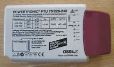 OSRAM Powertronic PTU 70/220-240 / EVG Vorschaltgerät für HQI Lampen Strahler