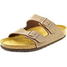 Leather Upper Shoes Birkenstock Sandals for Men