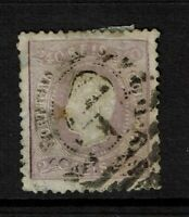 Portugal SC# 33, Used, side tear, minor creasing, some toning, see notes - S7761