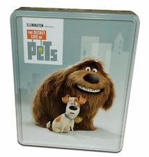 Secret Life of Pets Tin of Books (Happy Tin). New!