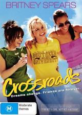 CROSSROADS - - - - DVD, BRITNEY SPEARS, AUSTRALIAN REGION 4