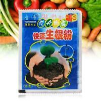 10X Fast Rooting Powder Hormone Wachsende Wurzel Sämling Keimung Pflanzensamen F