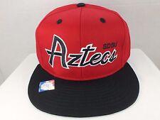 2444e693cb5ae San Diego State Aztecs NCAA Retro Vintage Snapback Hat Cap by Eclipse