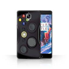 Fundas y carcasas color principal negro plástico para teléfonos móviles y PDAs OnePlus