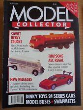 Model Collector Magazine june 1991