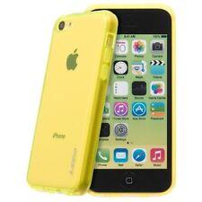 Étuis, housses et coques avec clip jaunes iPhone 5c pour téléphone mobile et assistant personnel (PDA) Apple