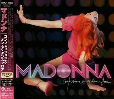 MADONNA Confessions On A Dance Floor RARE PROMO ONLY JAPAN CD OBI WPCR-12200