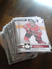 2017 18 CANADIAN TIRE TEAM CANADA COMPLETE BASE SET WITH SP's  !!  1-140 MINT ++