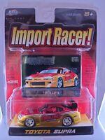Jada Toys Import Racer Toyota Supra Die Cast 1:64 scale VHTF released in 2003.