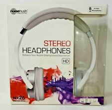 NoiseHush STEREO HD HEADPHONES NX26 PRECISE BASS