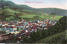 AK, Markirch, Sainte- Marie-aux-Mines, Totalansicht, 1913 (D)5025