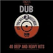 Various Artists - Trojan Records Presents Dub (40 Deep and Heavy Hits, 2015)