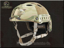 PJ Type Helmet EMERSON Military Tactical Airsoft Protective Gear MultiCam 5668D