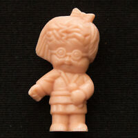 1986 Topps Garbage Pail Kids CHEAP TOYS Series 1 Flesh Peach BRAINY JANIE Figure