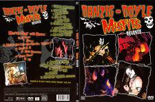 MISFITS Glenn Danzig DOYLE DVD blitzkid Rancid HORROR PUNK PSYCHOBILLY Gothic