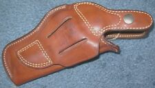 Bianchi Tan Leather Holster Model 5BHL For Large S&W