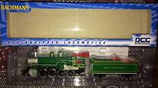 BACHMANN HO #722 2-8-0 CONSOLIDATION SOUTHERN STEAM LOCO DCC FITTED