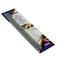 2 x Forno Fornello Scaffale Guardia Protettore in silicone per SMEV BRACCIO mani sicure strisce UK