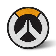 """Overwatch Logo #131 Embroidered Licensed Iron On/Sewn On 3.5"""" Patch By Jinx"""