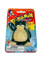Pokemon SNORLAX Keychain Figure Toy - 2000 ALFI Nintendo P