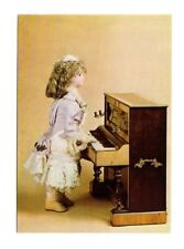 Cornwall - Bodmin, Lanhydrock House, The Doll Musical Box - Postcard