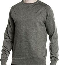Volcom time Soft Crew Sweater suéter antracita hombre nuevo