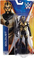WWE Goldust 44 wrestling figure Mattel Basic new/sealed Rhodes