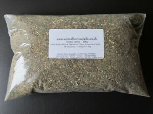 Herbal Detox 900g - supports the liver kidney flush toxins horse equine tonic