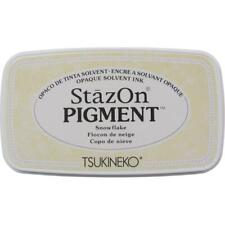 STAZON PIGMENT INK PAD - MULTISURFACE USE - 12 Colour Choices