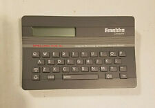 Franklin Computer Spelling Ace Xl Sa-100Xl Spell Checker