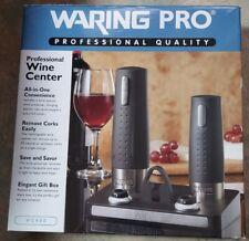 New listing Waring Pro Professional Wine Center - Nib - Never Used