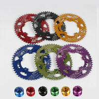 SNAIL 110bcd 50T/35T Road Bike Chainring Double Oval Cycling Chainwheel Bolts