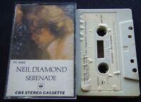 Neil Diamond - Serenade 1974 Tape Cassette (C17)