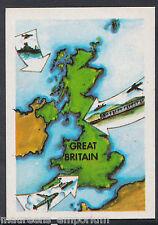FKS 1978 Sticker - According To Guinness - No 214 - Tourist Trap