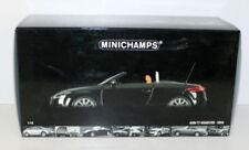 Coches, camiones y furgonetas de automodelismo y aeromodelismo MINICHAMPS Audi de escala 1:18