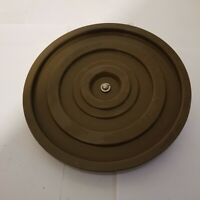 Oster Regency Kitchen Center Mixer replacement Turntable Brown Part Only