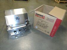 SWISS GRILL BI-320 3 Burner Built In Grill
