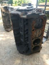 1968 Camaro Code 327 Small Block Chevy SBC 2 Bolt Block 3914678  678  4672 crank