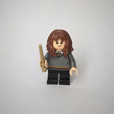 Genuine LEGOHarry Potter Hermione Granger Minifigure w/ wand (75956/75953/75954)