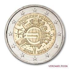 """FRANKRIJK SPECIALE 2 EURO 2012: """"10 JAAR EURO"""""""