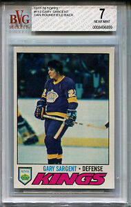 1977-78 Topps GARY SARGENT RC Rare Error DAN ROUNDFIELD Bsktbll Wrong Back BVG 7